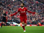 محمد صلاح ملك الأرقام القياسية فى مباراة ليفربول ووستهام بالبريميرليج