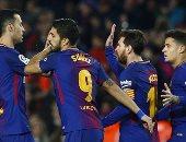 برشلونة بالقوة الضاربة أمام أتلتيكو مدريد فى قمة الدورى الإسبانى