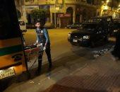 مصرع 8 وإصابة 5 أشخاص فى حادث تصادم مروع بطريق بورسعيد الإسماعيلية