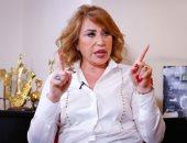 """إيناس الدغيدى: ليس لى علاقة بفيلم """"عايزة أتجوز"""" وأحمد مالك موهوب"""