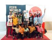 كأس العالم يصل السودان.. واستقبال حافل من المواطنين