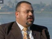 """العالم المصرى هشام العسكرى ضيف برنامج """"الطريق إلى الاتحادية"""""""