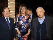 """وزراء الهجرة والبترول والبيئة فى حفل استقبال علماء """"مصر تستطيع"""""""
