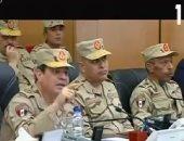 الرئاسة: تكليفات الرئيس بالإنتهاء من مشروعات تنمية سيناء فى أقرب وقت
