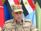 فيديو.. رئيس أركان القوات المسلحة يوضح تفاصيل المرحلة الثانية من عملية سيناء 2018