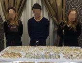 أمن القاهرة يكشف غموض سرقة محل مجوهرات بالساحل ويضبط مرتكبيه