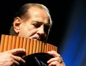 """الأربعاء.. الموسيقار العالمى جورج زامفير ضيف برنامج """"كل يوم"""" مع عمرو أديب"""