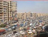 فيديو.. شكوى من الزحام المرورى فى الحى العاشر بمدينة نصر