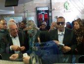موظفو الديوان العام ببورسعيد يتبرعون لصندوق تحيا مصر لدعم الجيش