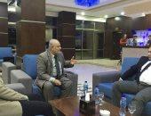 التجمع الفلسطينى المستقل يبحث مع رئيس الوفد المصرى سُبل دفع عجلة المصالحة