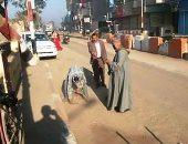 صور.. محافظ سوهاج : استمرار حملات النظافة والتجميل بقرى وشوارع مركز المراغة