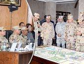 المتحدث باسم الرئاسة: السيسى ارتدى الزى العسكرى لرفع معنويات القوات