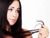 علاج تساقط الشعر بالأطعمة الغنية بهذه العناصر