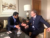 دحلان يبحث مع مبعوث روسيا بالشرق الأوسط جهود مصر لإنجاز المصالحة الفلسطينية