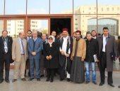 """رئيس جامعة كفر الشيخ: انطلاق حملة دعم مدينة زويل فى """"عيد ميلاده"""""""