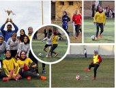 بعد اتهامها بعدم الفهم.. فريدة سالم: احترفت كرة القدم وأسعى لنشر الكرة النسائية
