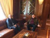 رئيس المجلس الرئاسى الليبى يبحث مع غسان سلامة مستجدات الوضع السياسى