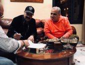 أحمد السبكى يتعاقد مع محمد سعد على فيلم جديد