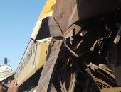 مركز الأزمات بوزارة النقل: 12 حالة وفاة و7 مصابين بحادث المناشى حتى الآن