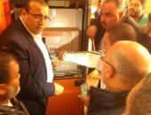 """شركة الإسكندرية لتوزيع الكهرباء تنظم ندوة عن """"لوحات التوزيع"""""""
