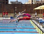 روسيا وماليزيا تتصدران منافسات السباحة للسيدات بكأس العالم للخماسى الحديث