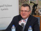 سفير السويد: مصر الوجهة الثانية عالميا للسياح السويديين