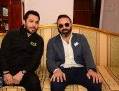 حازم إمام وتامر حسنى يقودان نجوم الفن والرياضة فى حملة التبرع بالدم لصالح الأطفال