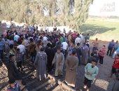 """شهود عيان يروون لـ""""اليوم السابع"""" مأساة قطارى كوم حمادة بالبحيرة"""