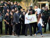 طلاب أمريكيون ينظمون احتجاجات للمطالبة بتقييد انتشار الأسلحة