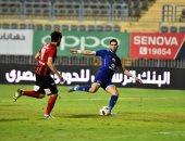 """فيديو.. أزارو يحرز الهدف الثالث للأهلى أمام الداخلية من صناعة """"مروان"""""""