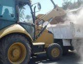 محافظ سوهاج اعمال مكثفه لتجميل و نظافه شوارع مركز المراغة