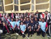 محافظ القاهرة خلال تفقد مدارس كلية النصر بالمعادى: خرجت علماء
