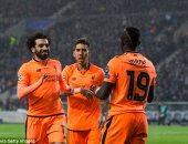بعد خماسية روما.. مثلث ليفربول المرعب = 88 هدفا