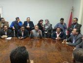 مجلس نقابة الصيادلة يجتمع لبحث تنفيذ حكم إعادة النقيب محيى عبيد