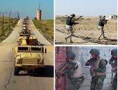 القوات المسلحة: مقتل 30 إرهابيا وتدمير 437 وكرا تكفيريا بسيناء 2018
