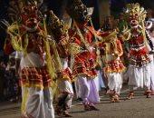 """سريلانكا تبدأ الاحتفال بمهرجانها السنوى """"نافام بيراهيرا"""""""