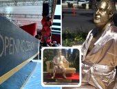نصب تذكارى ذهبى فى قلب هوليوود لتوثيق جرائم تحرش هارفى وينشتاين