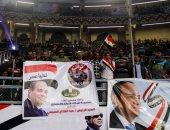 كاتب ليبى بمؤتمر دعم السيسى: بلدنا مُزقت وأقول للمصريين حافظوا على بلدكم
