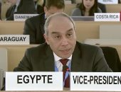 مندوب مصر بالأمم المتحدة يرد على مفوضية حقوق الإنسان: تقريركم مخيب للآمال