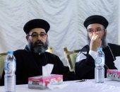 ممثل الكنيسة بمؤتمر دعم السيسى: الرئيس بنى مصر والجيش حامى الدولة