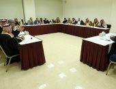 الوفد الأمنى المصرى بغزة يطلع رؤساء قبائل فلسطين على تحركات تعزيز المصالحة
