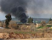 متحدث كردى: القصف التركى على عفرين السورية أدى لتشريد 10 آلاف شخص