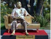 تمثال للمنتج هارفى وينشتاين يؤرخ لفضائحه وتحرشه الجنسى بنجمات هوليوود