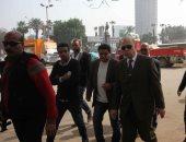 محافظ القاهرة: إعادة سور كوبرى الجلاء لحالته الأولى والتخلص من ميله
