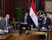 وزير الداخلية لمسئول الأمم المتحدة: بعض الدول تحولت لبؤر جاذبة للإرهابيين