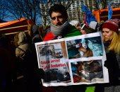 دعوات للتظاهر فى عواصم أوروبية ضد تركيا بحلول الذكرى الأولى لهجوم عفرين