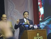 """علاء عابد يصف زيارة الرئيس السيسي لوزارة الداخلية بـ""""التاريخية"""""""