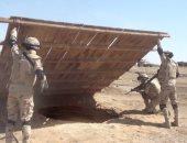 القوات المسلحة تعلن مقتل 20 تكفيريا وتدمير 18 وكرا للعناصر الإرهابية