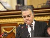 البرلمان يحاكم وزير النقل فى حادث قطار المناشى بالبحيرة ونواب يحملونه المسئولية