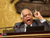 رئيس البرلمان: أنا محامى وصنايعى وأكاديمى فى نفس الوقت